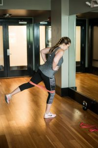 Exercising With Resistance Bands