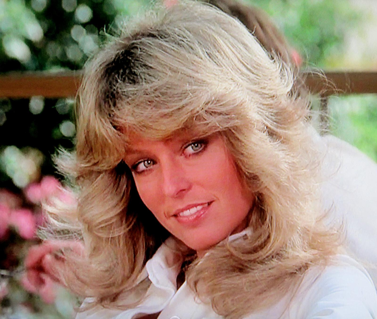 farrah fawcett, the iconic hairstyle that inspired a