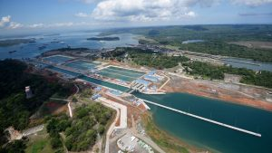 The Panama Canal: A Piece of History