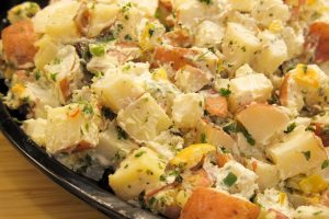 Traditional American Cuisine: Potato Salad