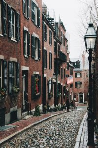 A Walk Through Boston - Tradition and History