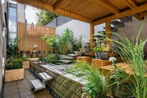How To Create A Fashionable Modern Garden