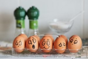 Eggs are possible food allergens