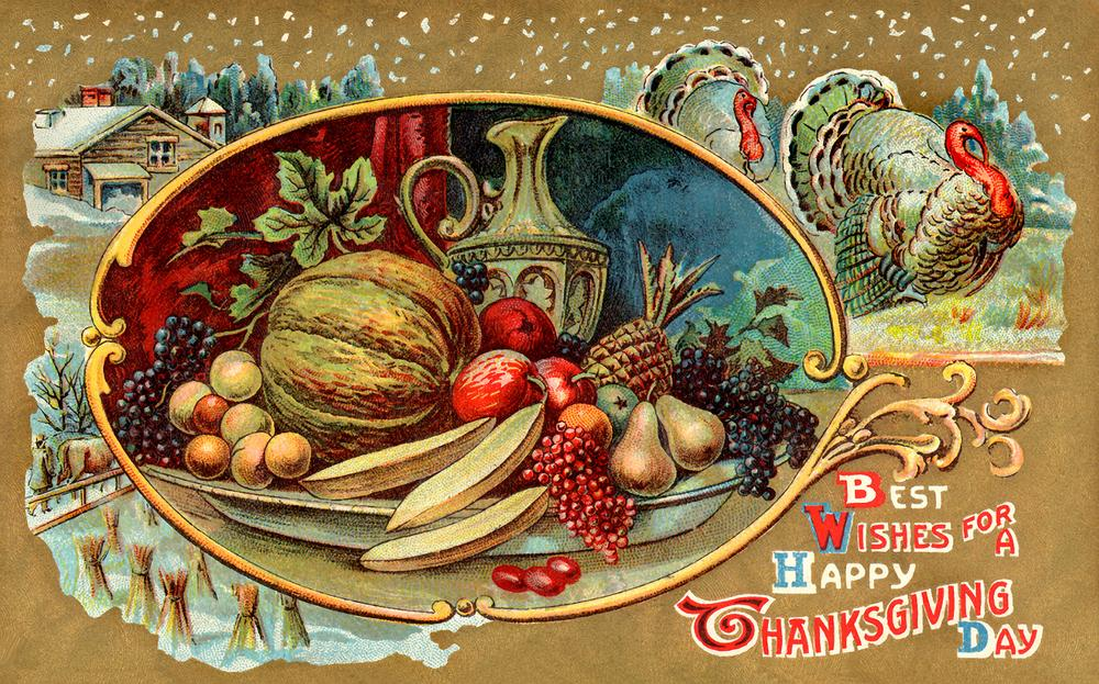 The History of Thanksgiving - Gildshire