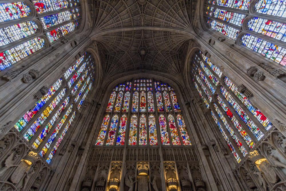 Majestic English Gothic Architecture - Gildshire