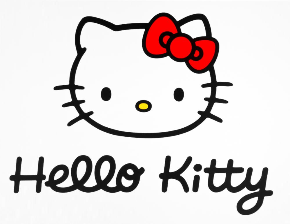 the truth about hello kitty gildshire rh gildshire com  hello kitty logo font free download