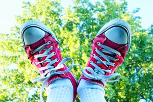 A Brief History of Shoelaces