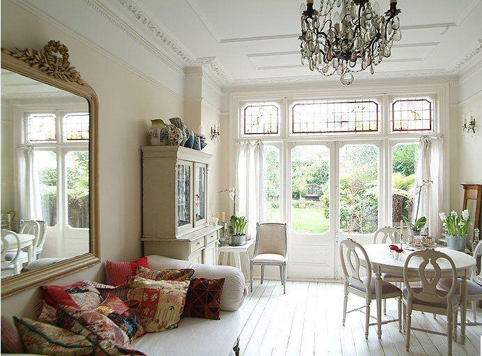 The Edwardian Period Decorating In An Style