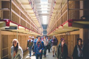 5 Fascinating Facts About Alcatraz: Alcatraz Island Ferry Terminal, San Francisco, United States