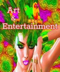Art And Entertainment Magazine