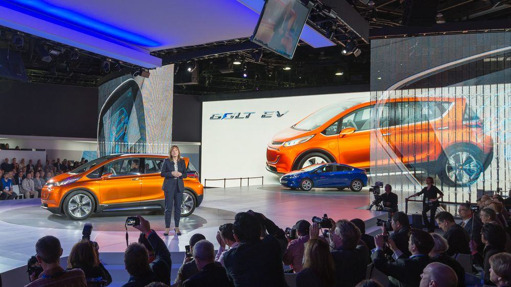 Chevy Bolt A Booming Success In South Korea Gildshire