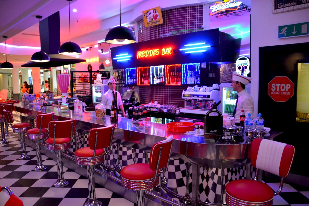 The very best diners in u s a gildshire