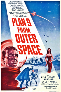 If you thought Plan 9 was bad, then you don't want to know about Plan 10.