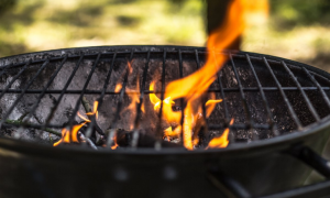 Everyone loves food with smoky and fire-roasted flavor