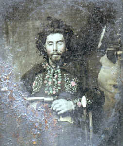 Deceased William T. Anderson - October 27, 1864 daguerreotypes