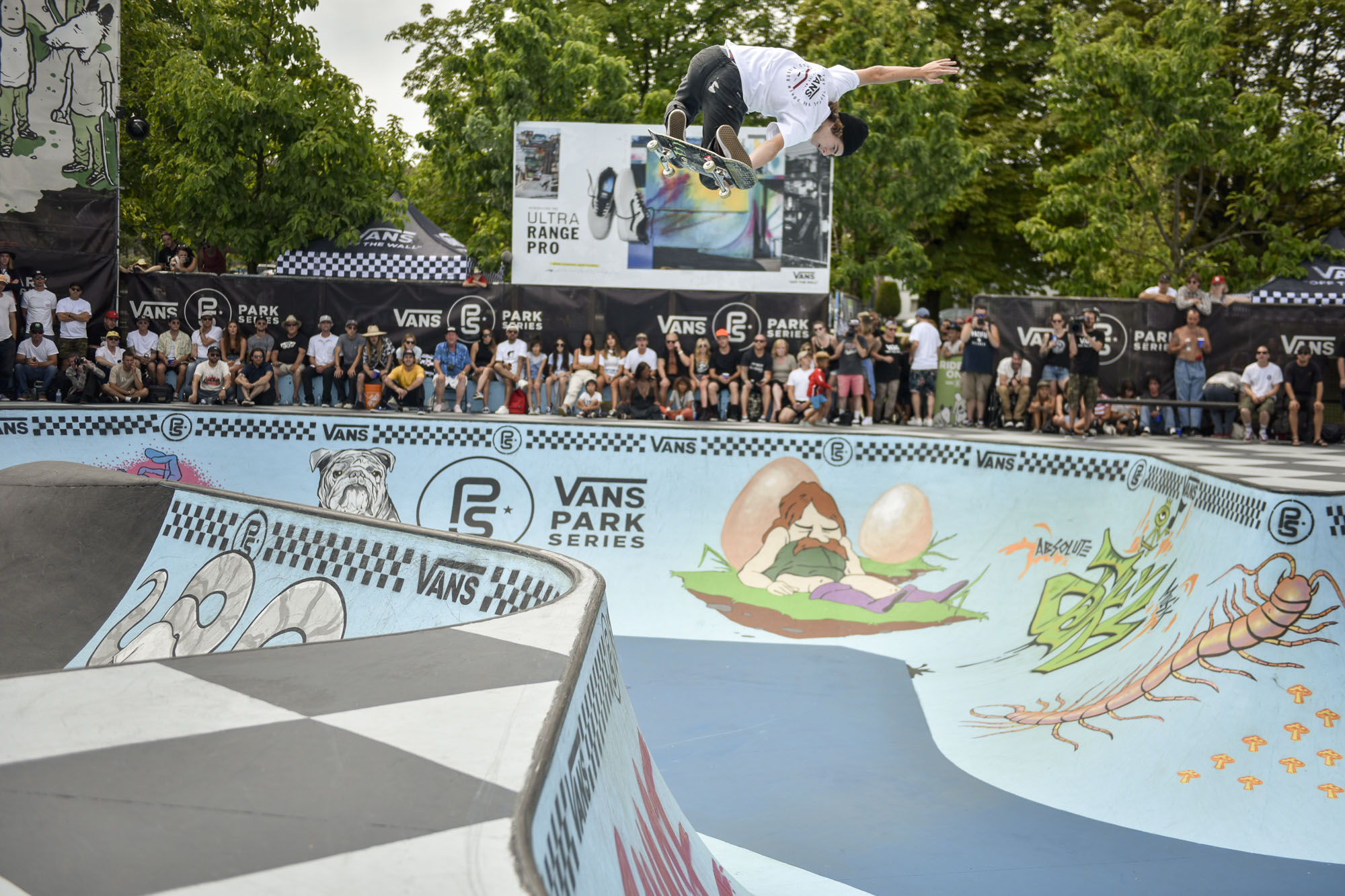 Tom Schaar, the tour's highest-ranking Men's Pro Tour Challenger in the 2017 World Championship race, takes third in Canada