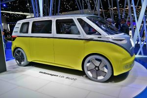 The Volkswagen ID Buzz hopes to fill a vital market role.