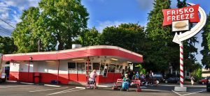 Frisko Freeze attracts Cheap Eats lovers of all ages.