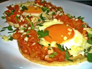 Rancheros is huevos reaching their full potential.