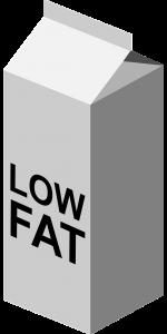 Low fat is not healthy