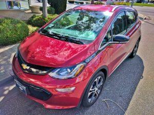 The Chevrolet Bolt