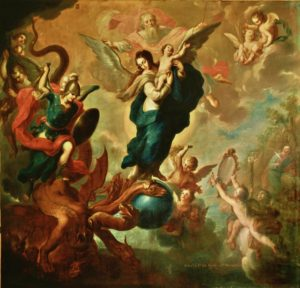 The Apocalypse has been depicted in artwork for centuries.