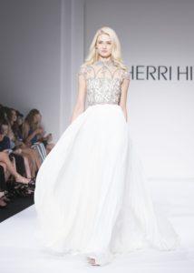 Sherri Hill Show at New York Fashion Week (Photo: Lev Radin)