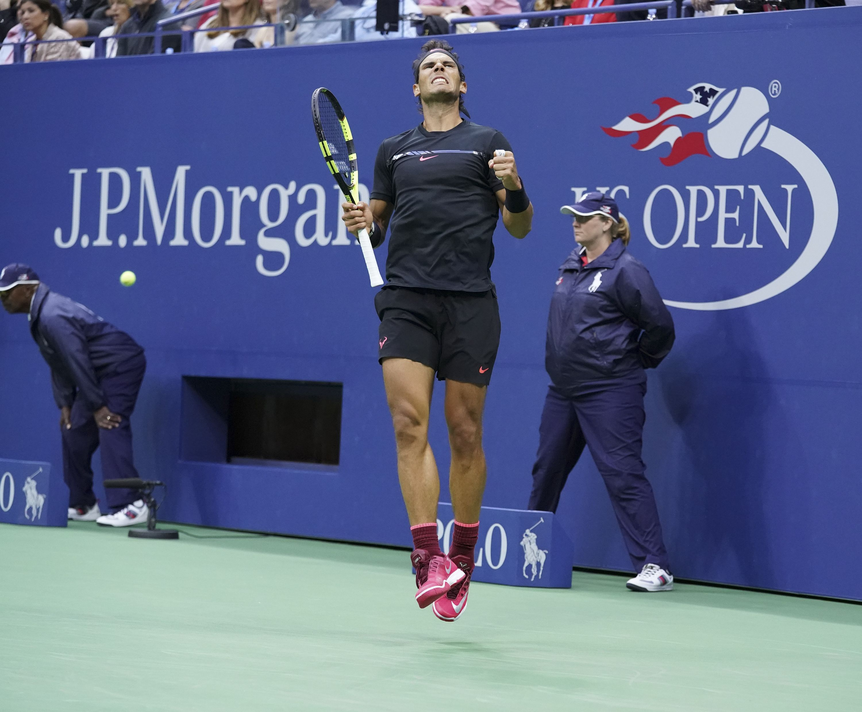 The US Open Final was a masterclass in tennis by Nadal (Photo: Lev Radin)