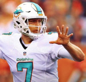 Miami QB Jay Cutler needs to step up.