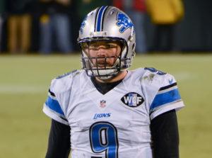 Matthew Stafford is a rising NFL star
