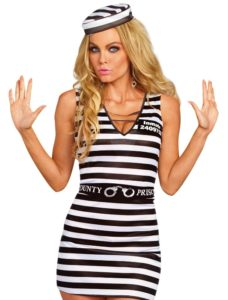 "Avoid the ""Jailbird"" costume."