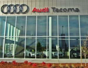 Audi believes dealerships will be hopping!