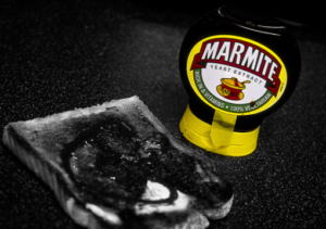 Marmite, the original yeast spread