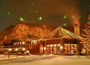 A favorite hotel in one of our favorite places. Spearfish Canyon Lodge, Lead, SD.