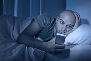 Optimists Sleep Better - Ditch Your Phone