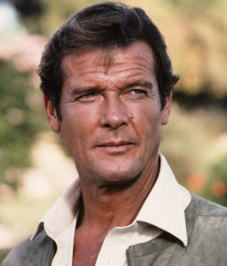 Remembering Roger Moore