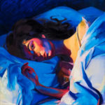 """Album art for 2018 Grammy-nominated """"Melodrama,"""" by Lorde."""