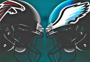 The divisional playoff round begins Saturday afternoon with Falcons-Eagles.