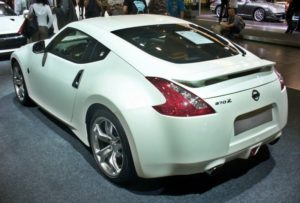 The newest Z-Car