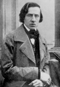 Chopin in 1949, the year of his death