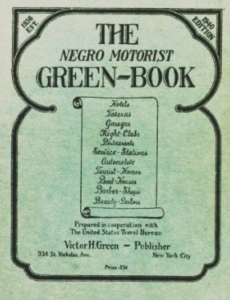 "1st edition of ""The Green Book"""