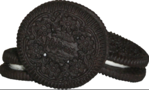 The Hydrox cookie design Oreo