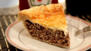 Some call the Tourtiere the best part of Christmas Eve.