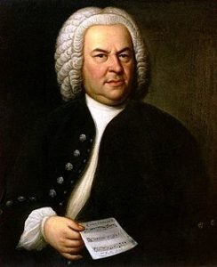 Our list of composers begins with the Birthday Boy, J.S. Bach.