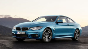 2019 BMW 4 series Gran Coupe.
