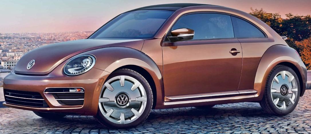 """The """"New"""" Volkswagen Beetle..."""