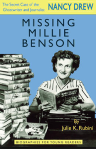 Biography of Mildred Benson published by Ohio University Press Nancy Drew