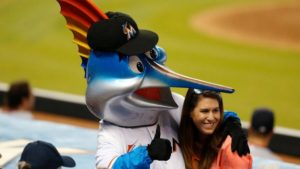 Baseball 2018 wouldn't be the same without Bill the Marlin.