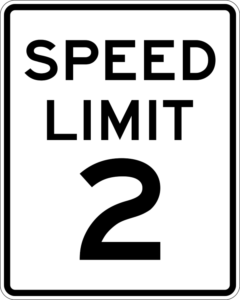 Is this our speed limit future?