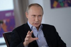 Vladimir Putin, Russia's President